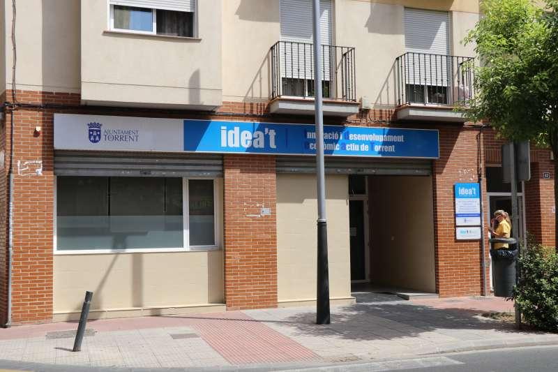 Sede de la empresa municipal Idea?t