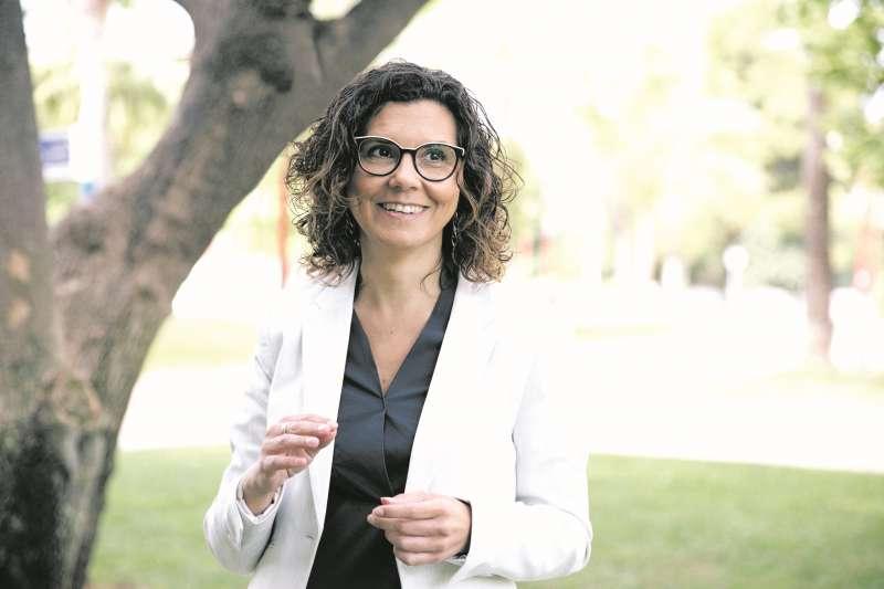 Alcaldessa i candidata de Compromís per Paiporta, Isabel Martín