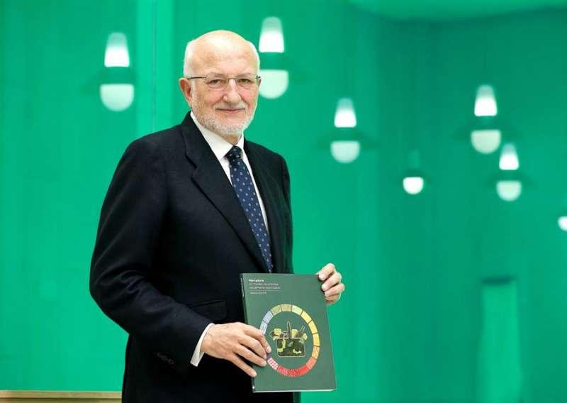 El empresario valenciano Juan Roig, en una imagen de archivo. EFE