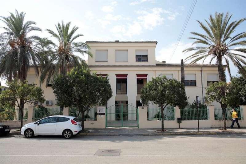 La residencia de personas con diversidad funcional Carmen Picó de Alzira. EFE