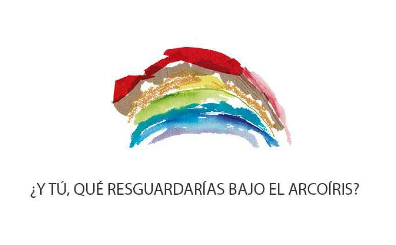 El arcoíris, símbolo de esperanza