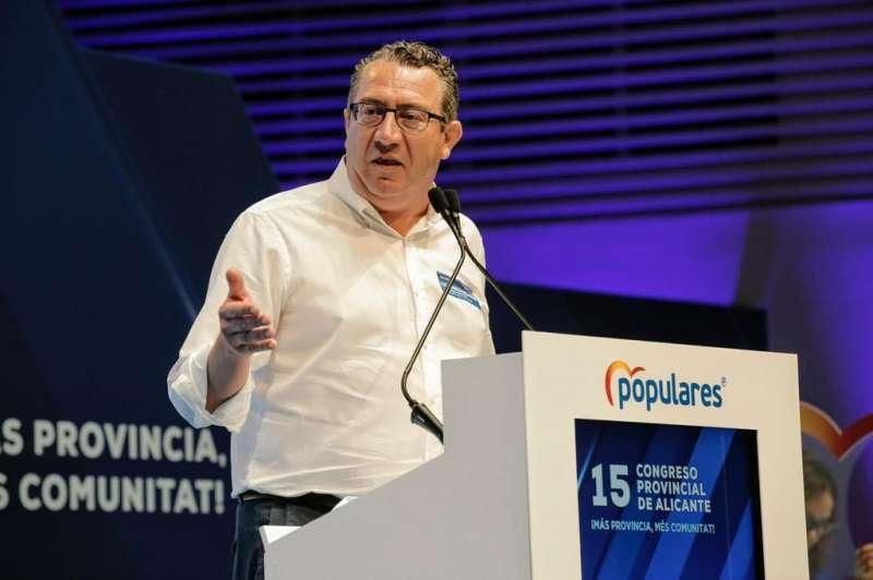Antonio Pérez. EPDA.