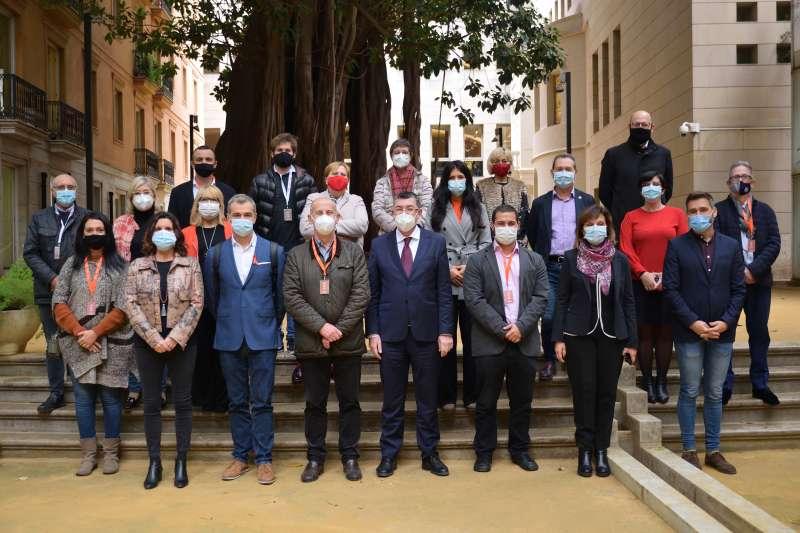 Integrants de les Corts Valencianes