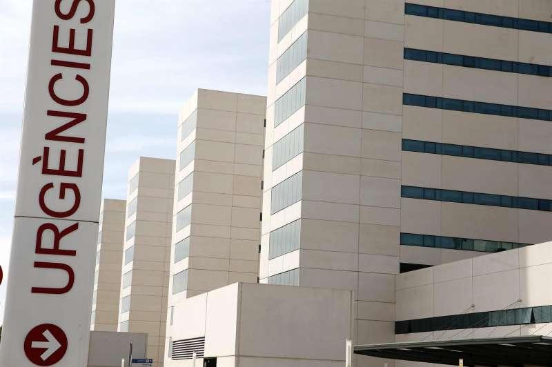 Hospital La Fe de València.