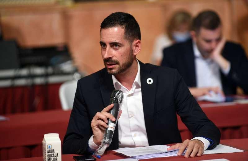 Bielsa en el Pleno de la Diputació