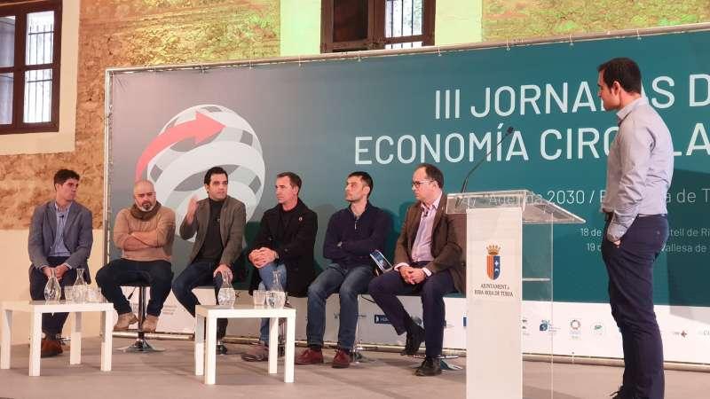 Jornada de Economía Circular. / EPDA