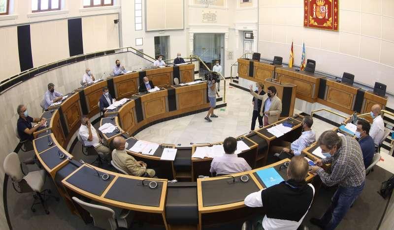 Reunión Comisión Técnica del Agua