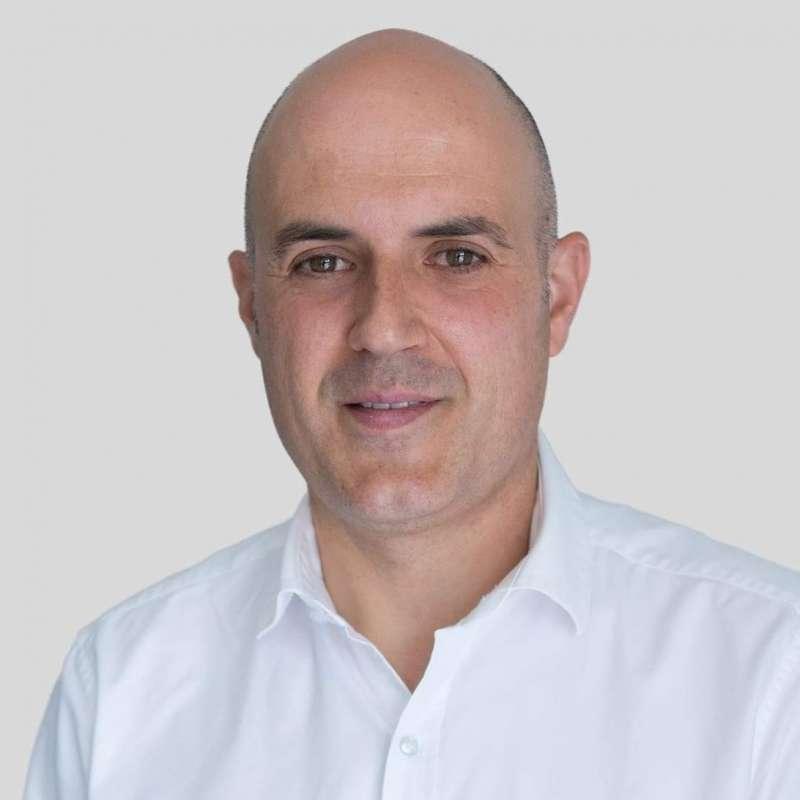Portavoz de Ciudadanos en Torrent, Raúl Claramonte. EPDA