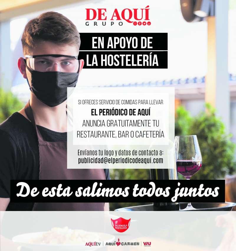 Campaña de El Periódico de Aquí. EPDA