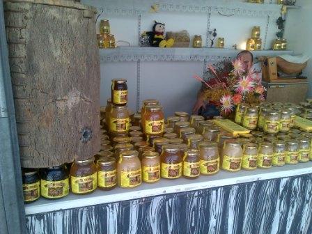 Imagen de un estand de la feria. FOTO: DIVAL