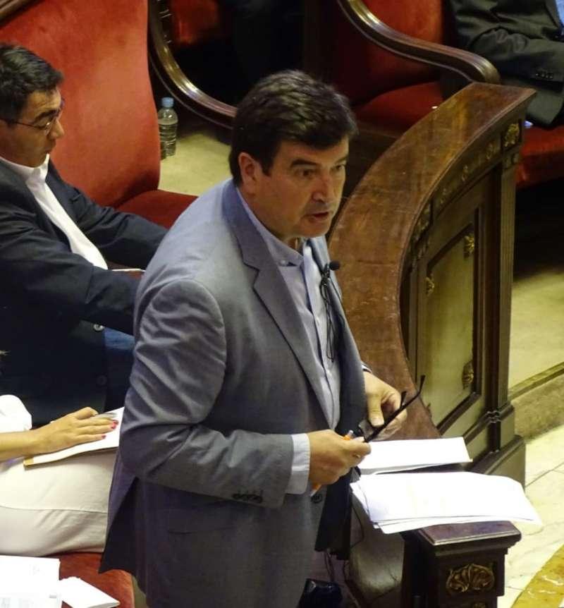 Imagen de archivo del portavoz de Ciudadanos en el Ayuntamiento de Valencia, Fernando Giner.