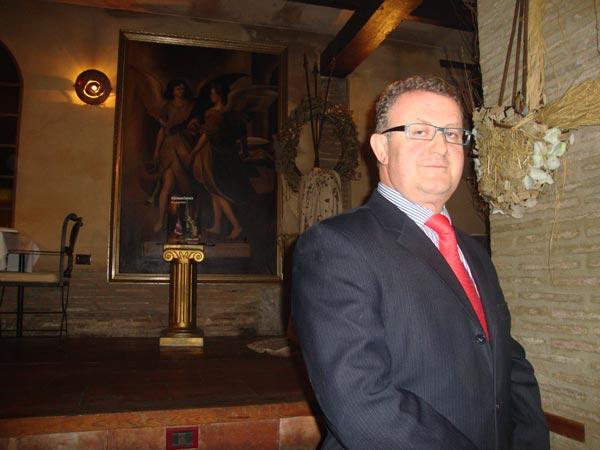 José Salvador Murgui. FOTO EPDA