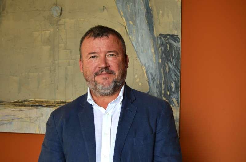 El alcalde de Sagunt Quico Fernández.