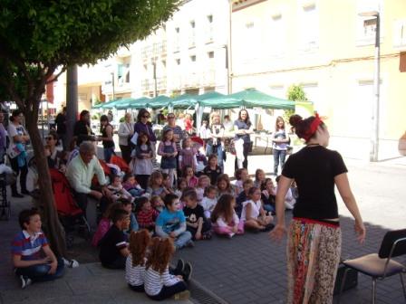 Esta campaña ya ha pasado por otros municipios como Chiva o Requena. FOTO: DIVAL