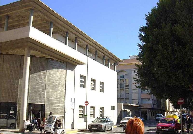 Centro de salud de Algemesí