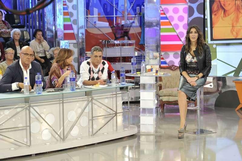 Paz Padilla, actual presentadora titular del programa. - Foto: Elperiódico