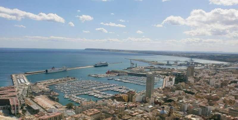 Puerto de Alicante/EPDA
