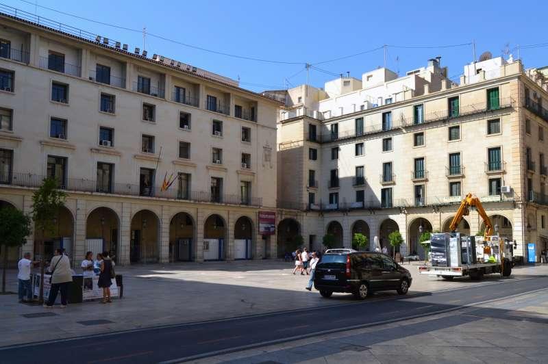 Audiencia de Alicante. Foto archivo EFE