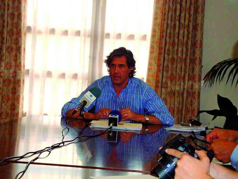 Lorenzo Agustí en una imagen de archivo. EPDA
