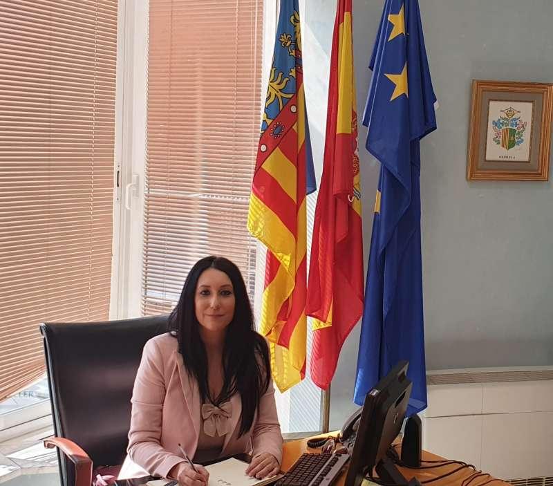 Almudena Baldó