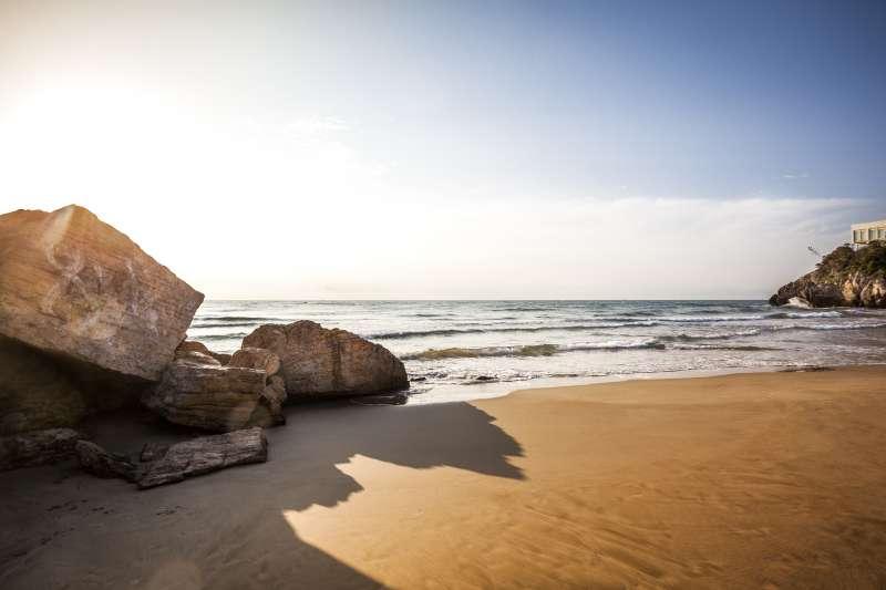 Una de las playas de Oropesa de Mar. EPDA