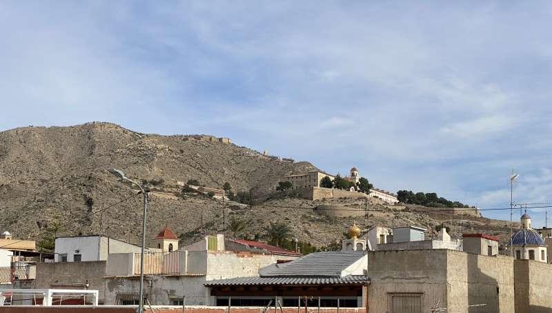 Monte San Miguel