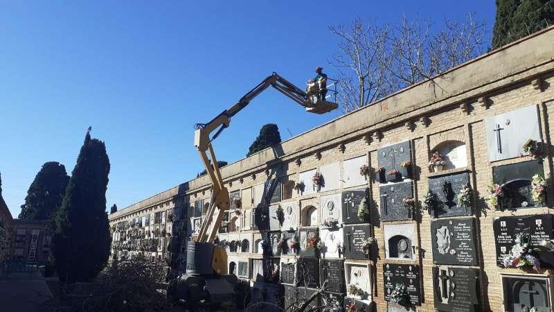 Cementeri Sueca./EPDA