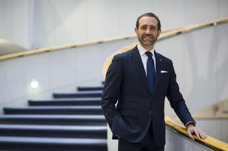 El eurodiputado y portavoz del turismo del grupo liberal Renew Europe en el Parlamento Europeo, José Ramón Bauzá. / EPDA