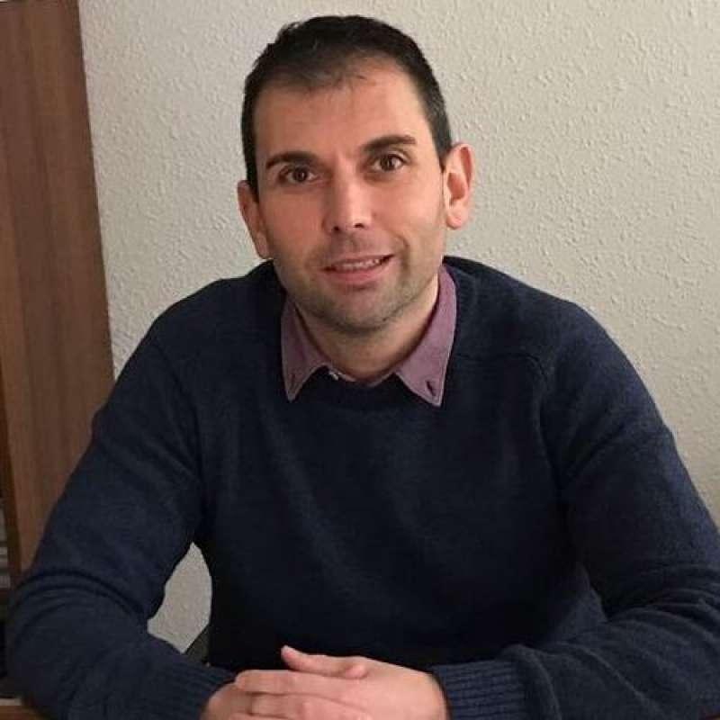 Manuel Martínez, alcalde de Gátova. EPDA.