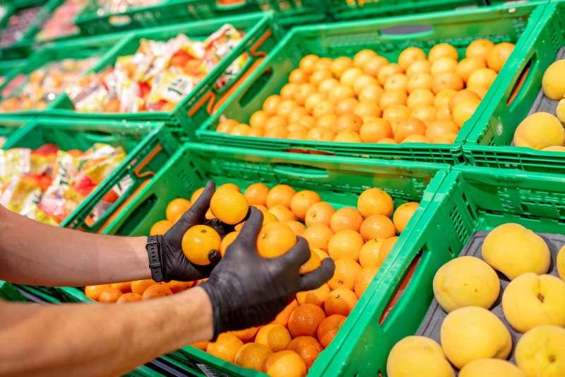 Mandarinas nacionales Mercadona