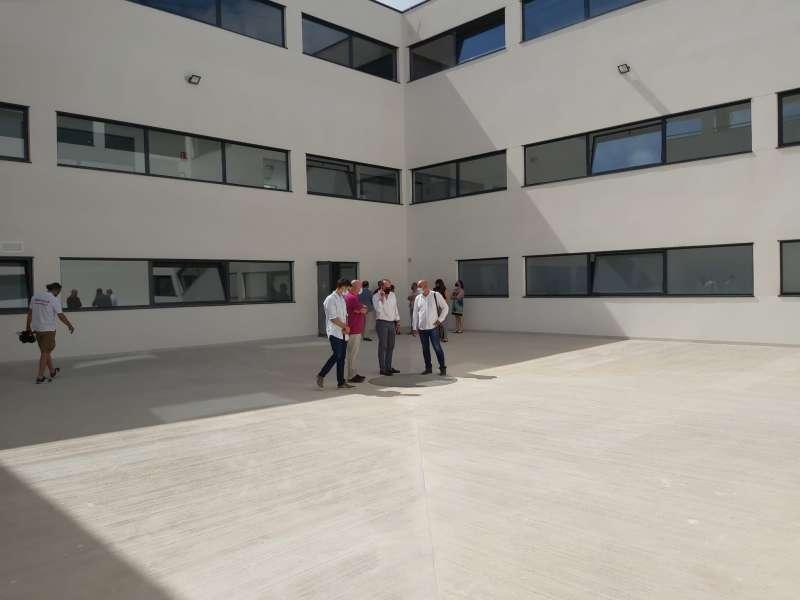 Centro de emergencias/EPDA