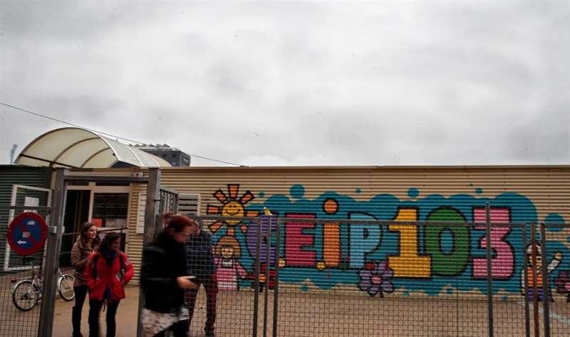 Un colegio en Valencia, EFE/Archivo