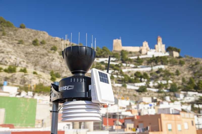 Estació Meteorològica./Ajuntament Cullera