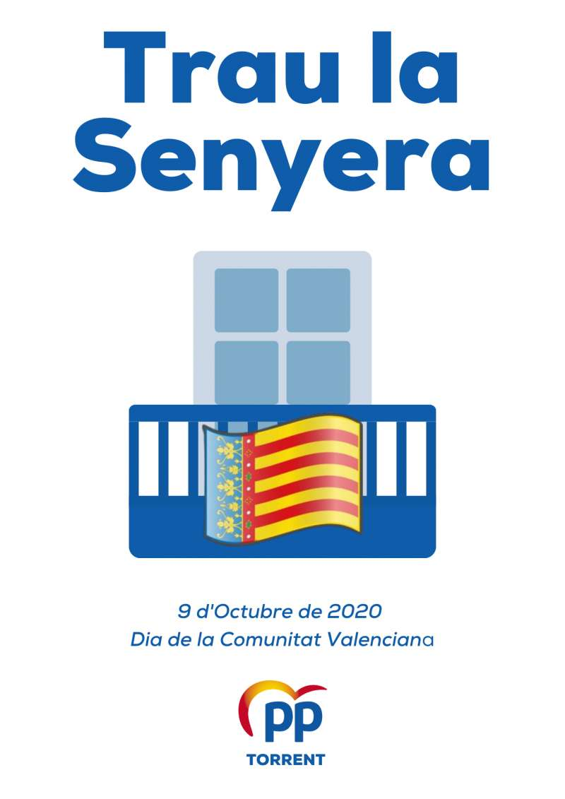 Cartel del PP de Torrent