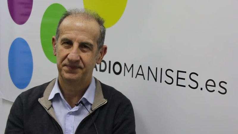 Jesús Borras, alcalde de Manises. EPDA