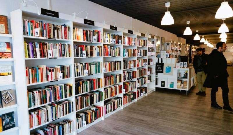 Librería València. VIU VALÈNCIA. EPDA.