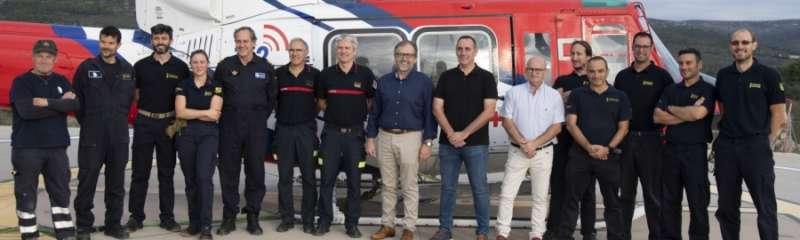 Consorcio de bomberos de Castellón