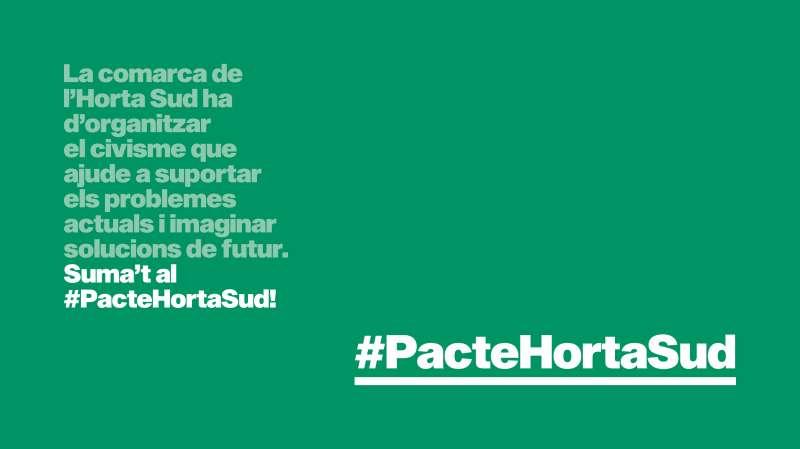 Disseny Pacte Horta Sud. EPDA