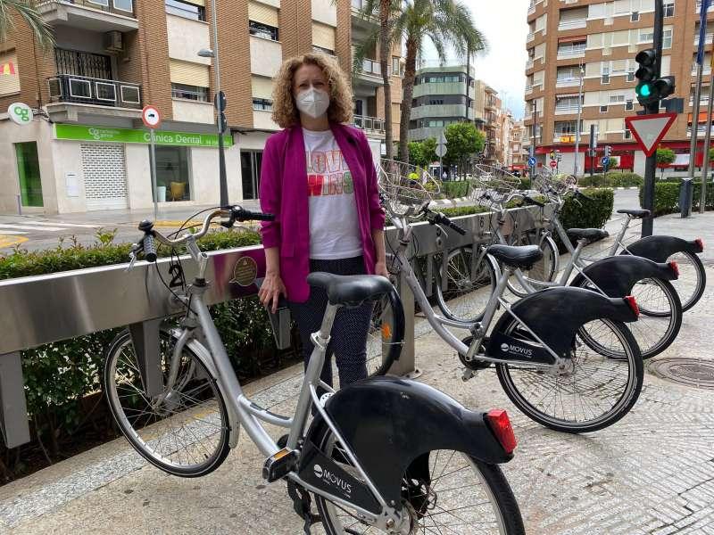 Los populares piden la desinfección diaria de las bicicletas y la terminal en cada estación