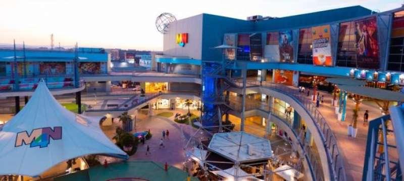 Centro comercial MN4. EPDA