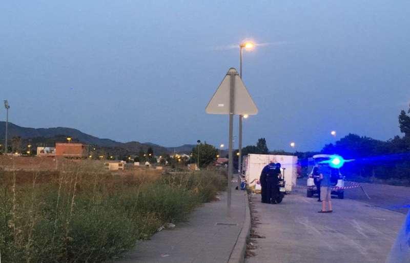 Foto de archivo de un accidente. EPDA