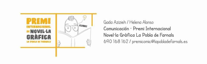 Premio Internacional de Novela Gráfica. EPDA