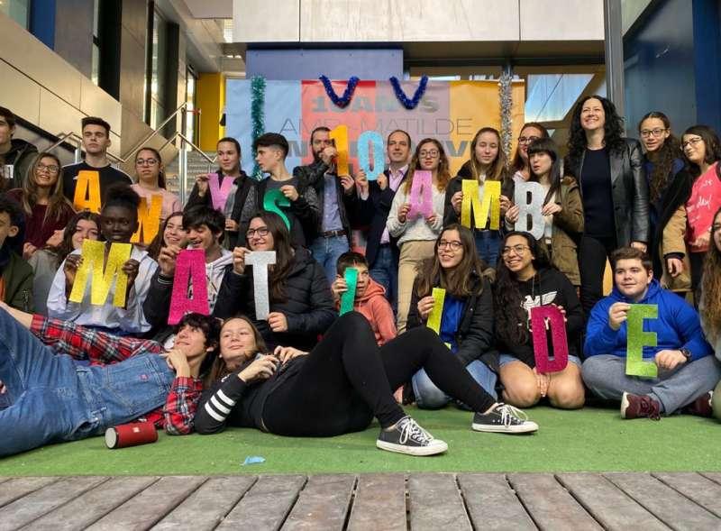 Celebración del aniversario del Centro Cultural. EPDA