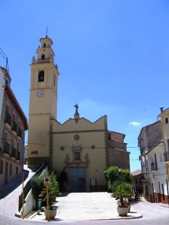 Uno de los emblemas del patrimonio de Jarafuel. Foto dival.es