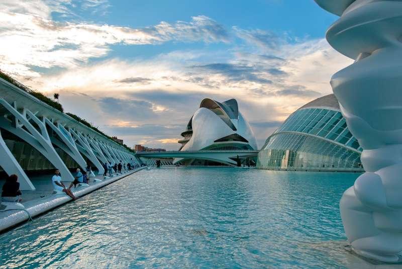 Destination in Valencia
