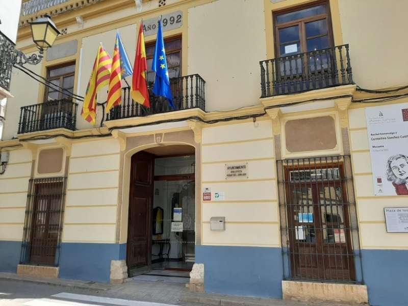 Ayuntamiento de Macastre