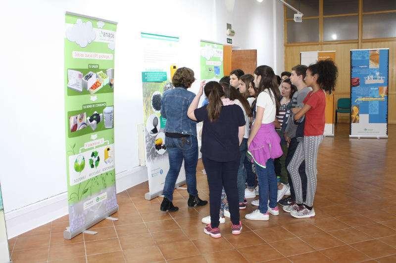 Campanya de reciclatges anteriors a Catarroja. EPDA