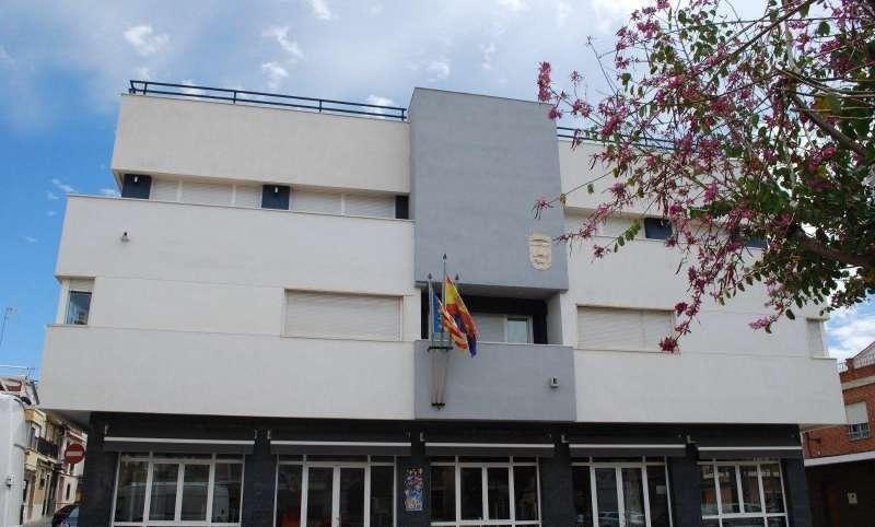 Ayuntamiento de Alfarb