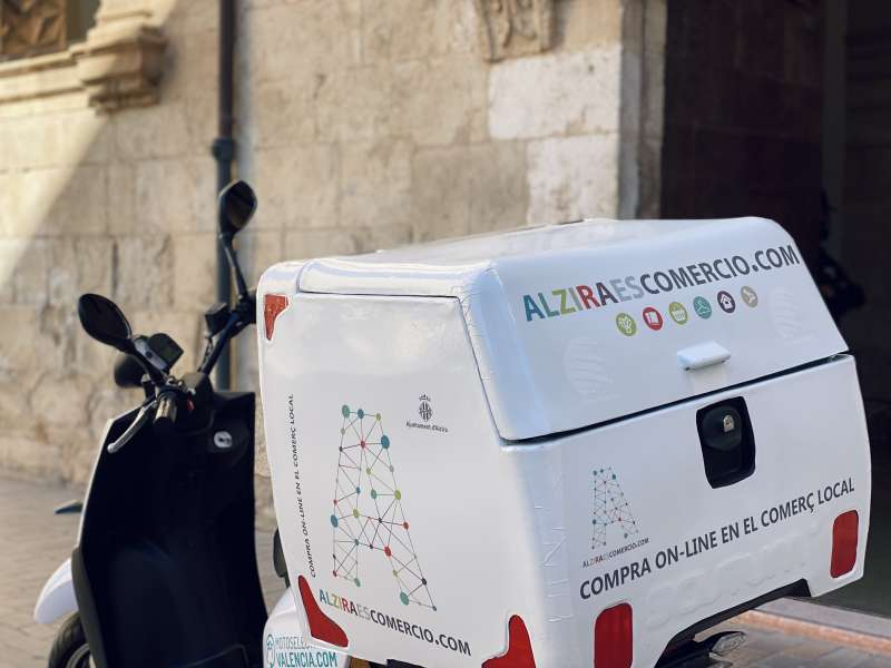 Vehicle venda online Alzira./EPDA