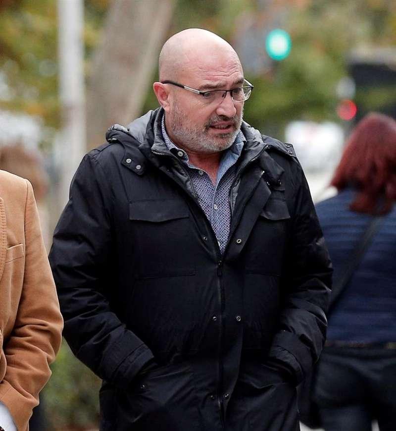 El diputado de Cultura en la Diputación de Valencia, Xavier Rius. EFE